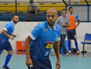 Ciço, fixo do Minas Futsal (Foto: Adolfo Pegoraro / Liga Futsal)