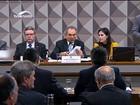 Comissão do impeachment ouve a defesa da presidente Dilma Rousseff