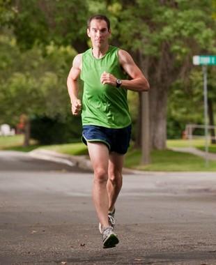 Homem correndo euatleta (Foto: Getty Images)