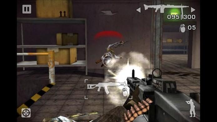 Battlefield Bad Company 2 é mais um jogo com recepção negativa que foi removido da App Store (Foto: Divulgação)