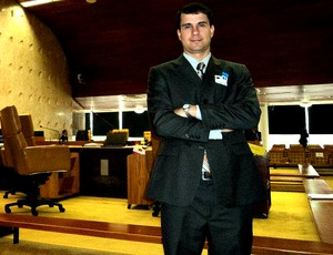 Eduardo Silva Bitti, novo presidente interino do Aracruz (Foto: Arquivo Pessoal)