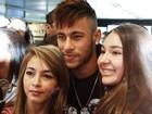 Neymar desabafa: 'Um fã sabe o seu limite. Se não souber, não é fã'