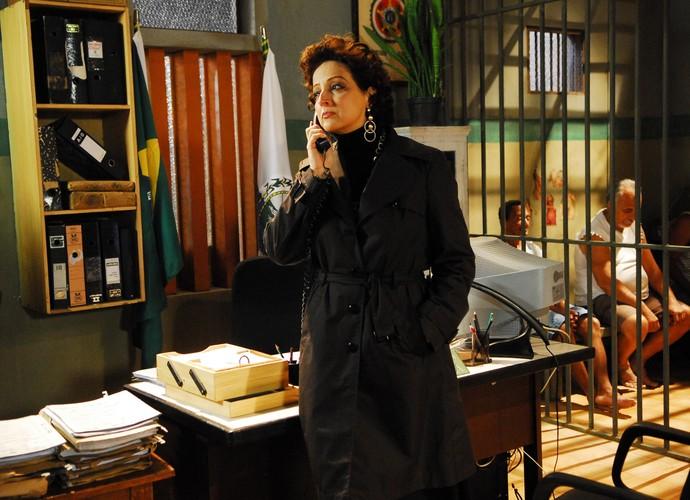 Betty Lago como Marta Rocha em Guerra e Paz (Foto:  João Miguel / Júnior TV Globo )
