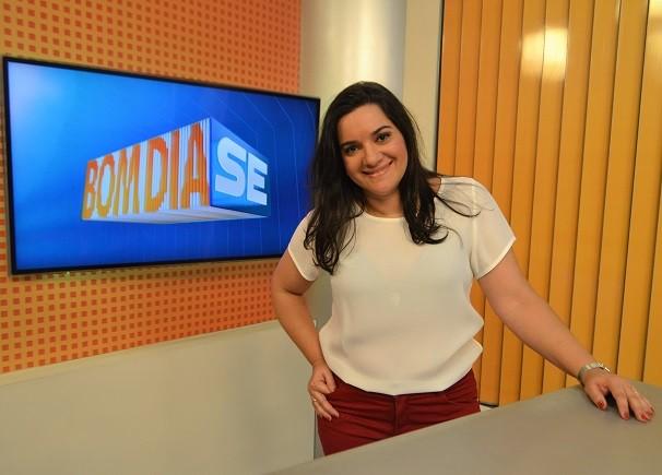 Lanne Pacheco destaca as principais notícias desta segunda-feira, 13 (Foto: Divulgação/TV Sergipe)