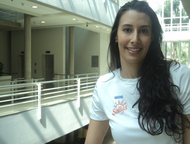 Sheilla (Foto: Thiago Braga/Sportv.com)