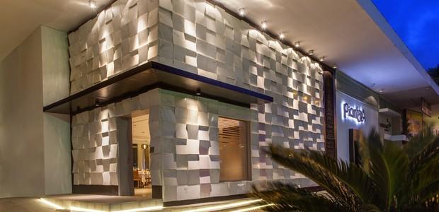 Fachada do Piantella, um dos restaurantes mais tradicionais de Brasília (Foto: Divulgação)