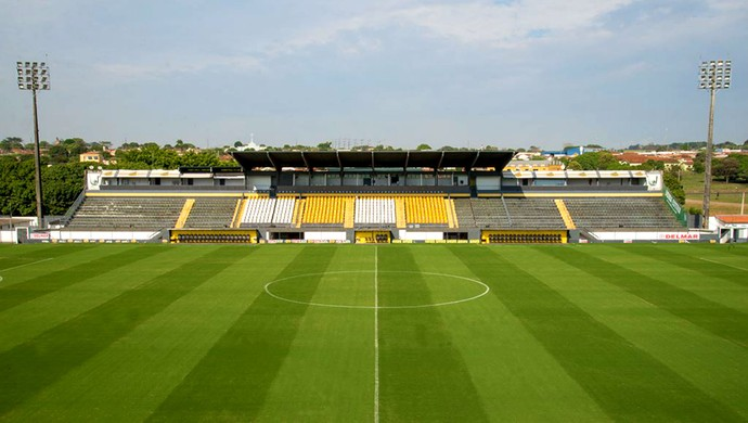 Estádio Jorge Ismael de Biasi, Jorjão, Novo Horizonte, Novorizontino (Foto: William Lima / Novorizontino)