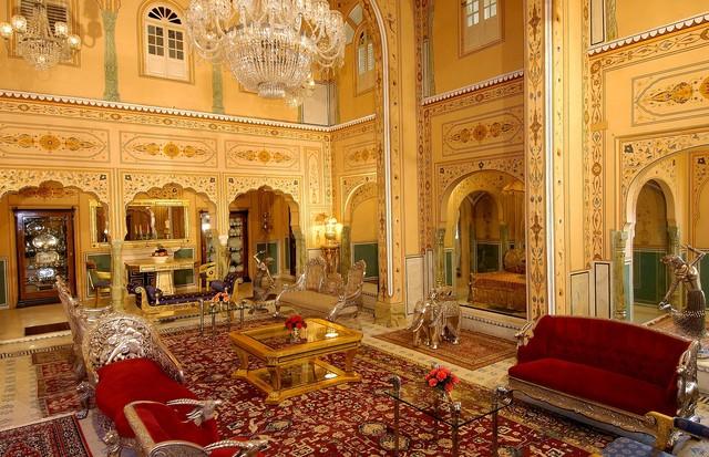 Shahi Mahal Suite  (Foto: Divulgação)