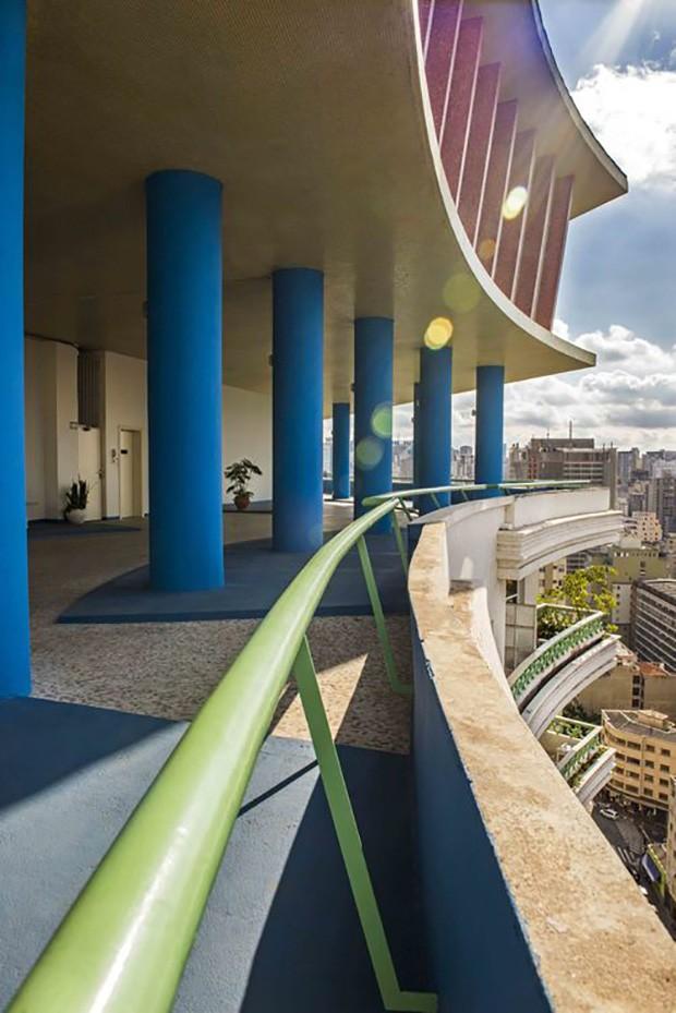 10 edifícios assinados para morar em São Paulo (Foto: emiliano Hagge)