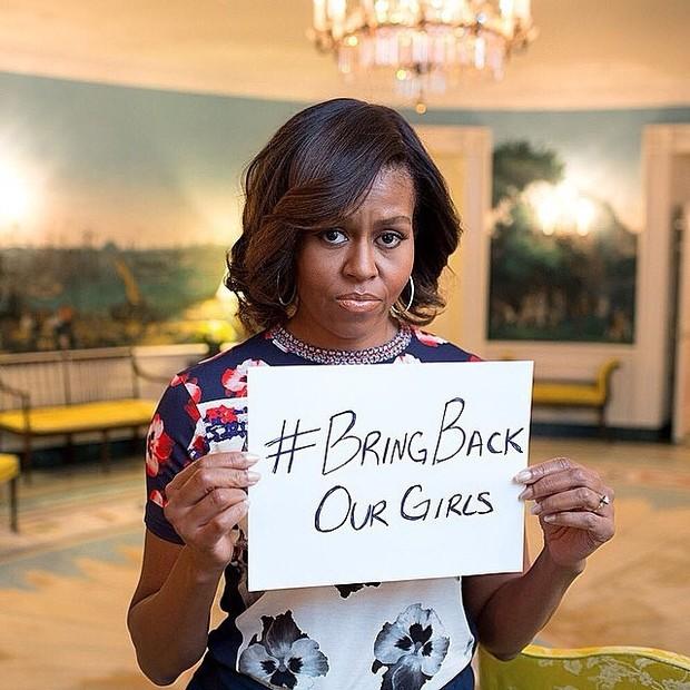 Michelle Obama (Foto: Reprodução/Instagram)