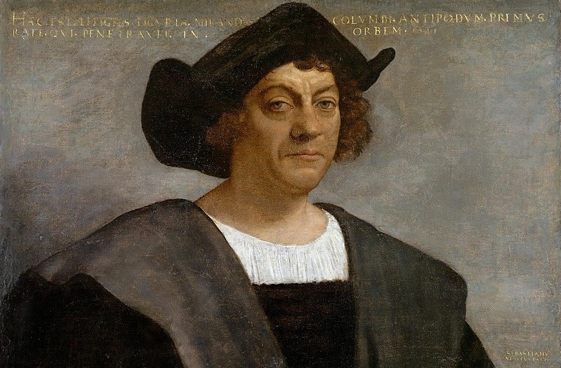 """Portrait of a Man, Said to be Christopher Columbus"" (Foto:  Wikimedia Commons)"