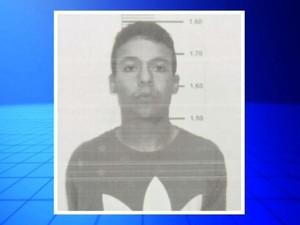 Pai foi preso em flagrante por tentativa de homicídio (Foto: Reprodução / TV TEM)