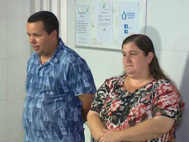 Nutricionista acredita que histórico familiar de Misael contribui para a obesidade (Foto: Reprodução/ TV Gazeta)