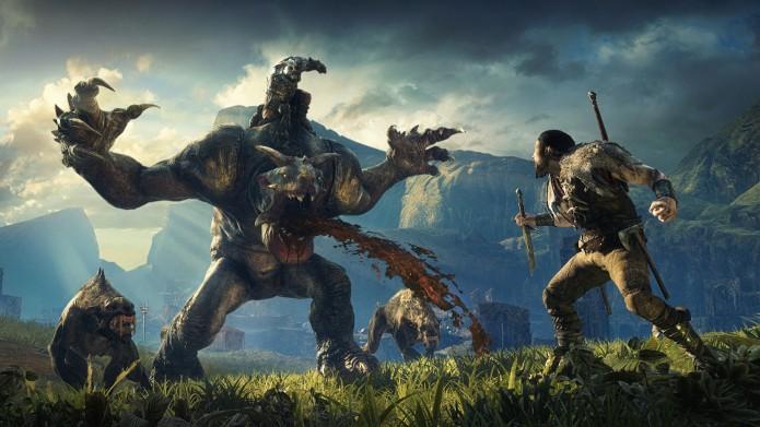 Shadow of Mordor receberá até o fim do ano o DLC Lord of the Hunt. (Foto: Divulgação)