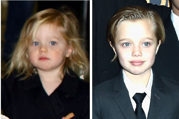 Shiloh Jolie-Pitt (Foto: Getty Images)