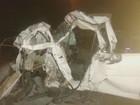 Jovem de 19 anos morre após colidir com caminhão em vicinal da SP-215