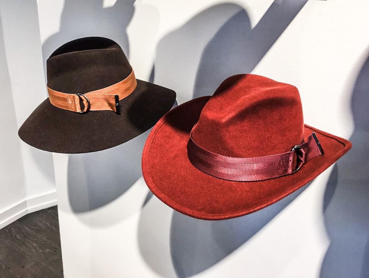 Chapéu com cinto (Foto: Reprodução)