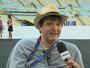 Marcelo Rubens Paiva desmente buraco no gramado do Maracanã