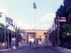 Parque de Exposições Aristófanes Fernandes, em Parnamirim (Foto: Divulgação/Anorc)