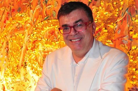 "Walcyr Carrasco, autor de &squot;Amor à vida"" (Foto: TV Globo)"