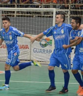 umuarama futsal (Foto: Divulgação/Site oficial do Umuarama)
