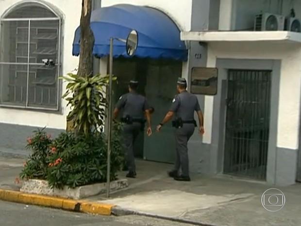 Corregedoria convoca 32 policiais militares para serem ouvidos sobre ataques em série na Grande São Paulo (Foto: Reprodução TV Globo)
