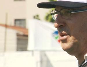 Estevam Soares, técnico do XV de Piracicaba (Foto: Reprodução EPTV)