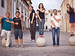 bandavoou se apresenta na Livraria Cultura (Foto: Divulgação)