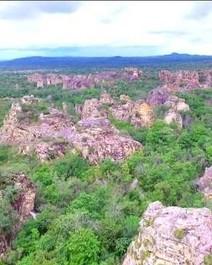 Parque Nacional de Sete Cidades, PI