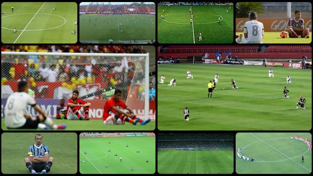 Colagem Bom Senso FC para home do spotrtv (Foto: Reprodução SporTV)