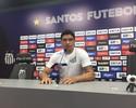 Renato elogia forma física do elenco do Santos após seguir cartilha à risca