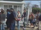 Anúncio de emprego em fábrica gera fila de um quarteirão em Cosmópolis