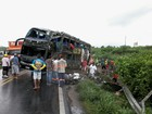 Ônibus da banda 'Garota Safada' estava acima da velocidade permitida