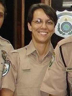 PRF Vanessa Sifert morreu após ser atropelada na BR-316. (Foto: Divulgação/ PRF)
