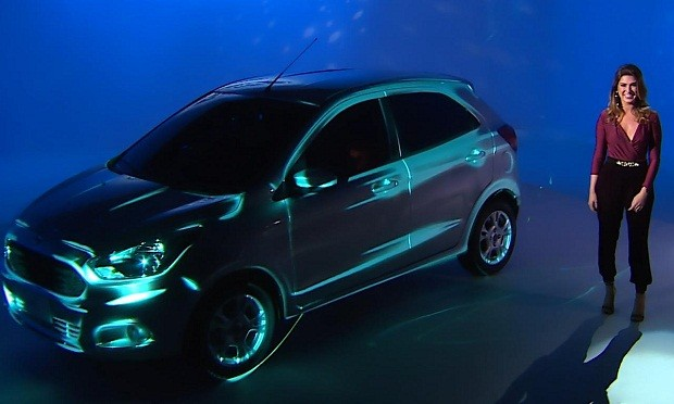 Ford (Foto: SuperStar/TV Globo)