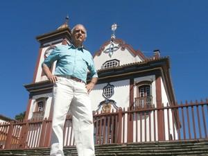 Geraldo Riberio 1 (Foto: Marina Pereira/G1)