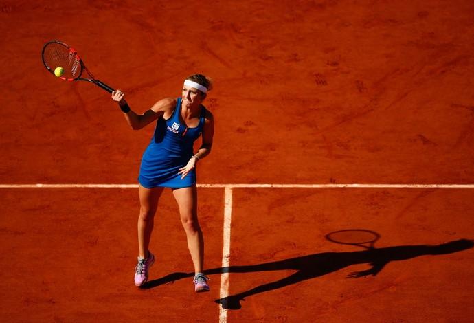Timea Bacsinszky - Semifinal Roland Garros (Foto: Getty Images)