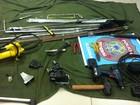 Polícia Federal prende 5 suspeitos de roubo a caixas eletrônicos em Alagoas