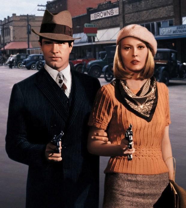 'Bonnie e Clyde' (Foto: Divulgação)