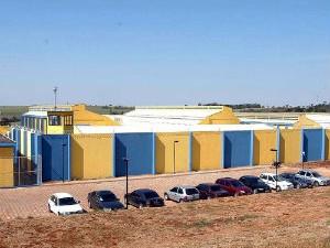 Presídio de Catanduvas (Foto: Divulgação/Agência Estadual de Notícias)