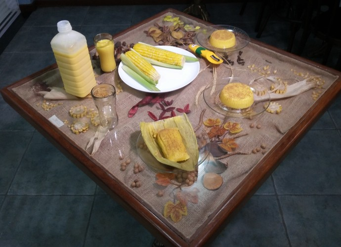 O milho é muito usado na culinária brasileira (Foto: Rio Sul Revista)