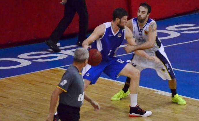 São José Basquete Pinheiros NBB (Foto: Danilo Sardinha/GloboEsporte.com)