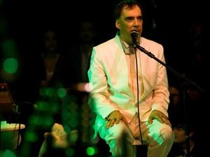 Arnaldo Antunes em Friburgo (Foto: Marcos Vilas Boas)
