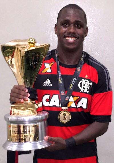 Cafu, Flamengo (Foto: Arquivo pessoal)