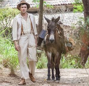 Candinho é expulso da Fazenda Dom Pedro II (Foto: Artur Meninea/Gshow)