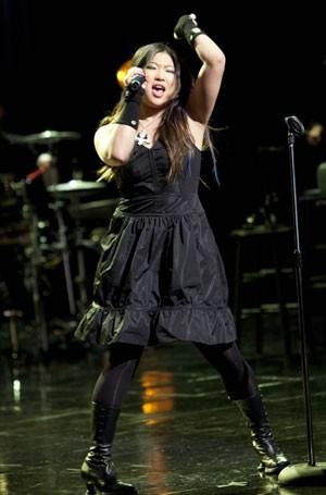 Glee - Clube canta artistas desprezados (Foto: Divulgação / Twentieth Century Fox)
