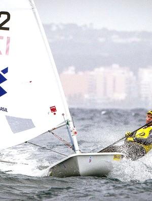 Robert Scheidt vela regata Espanha