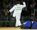 De back number dourado, Rafaela faz 1º torneio pelo Brasil após a Olimpíada