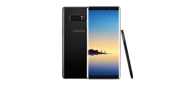 A Samsung apresentou o Galaxy Note 8 (Foto: Divulgação)