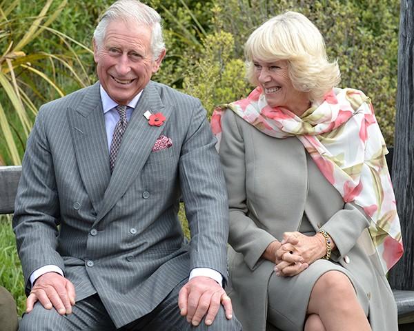 Príncipe Charles e Camilla (Foto: Getty Images)